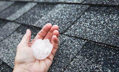 Roof Hail Damage Repair Omaha NE